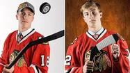 PITTSBURGH — The Blackhawks departed the Steel City having fortified their organization with prospects.
