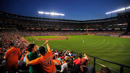 With a stadium full of orange, O's fans share 'hope' of October baseball