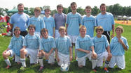 Locomotive U12 boys