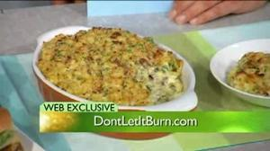 Celebrity chef and Top Chef  All-Star Spike Mendelsohn Spike's Heart-Burn Free Mac N Cheese Recipe