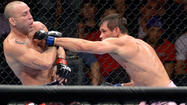 "Rich Franklin came into his fight with Wanderlei ""The Axe Murderer"" Silva at UFC 147 with two strikes against him. The first strike being that he was a late replacement for an injured Vitor Belfort, and the that he was fighting in Silva's backyard."