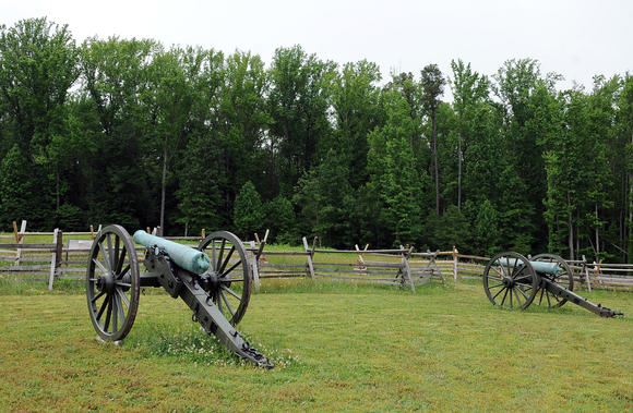 Tour of Seven Days Battlefields of the Civil War