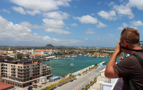 Cruise ports: Aruba