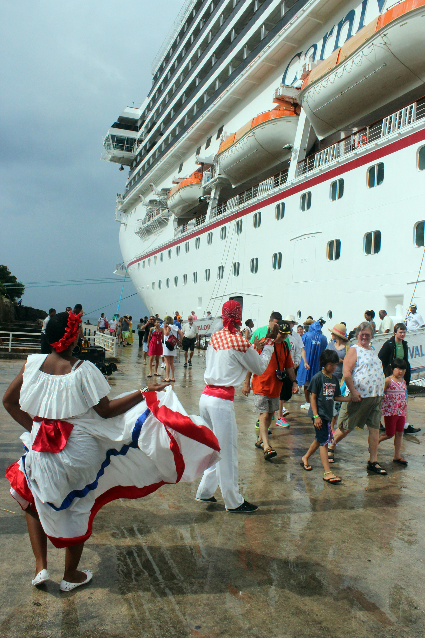 Pictures: Unique cruise ports - Cruise ports: La Romana, Dominican Republic.