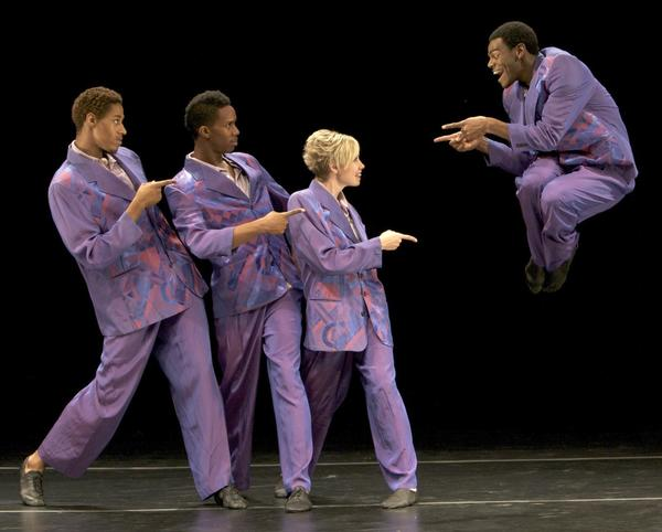The Motown Jump Group of the Eisenhower Dance Ensemble in Detroit will bring its Motown in Motion show to Bay View on Saturday, June 30.