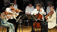 BAY VIEW -- The Bay View Music Festival's ongoing chamber music series presents a concert featuring the music of Robert Schumann and lesser-known contemporary Johann Sobeck at 8 p.m. Wednesday, June 27, in Hall auditorium in Bay View.
