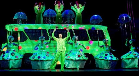 """Priscilla Queen of the Desert"" will be in Chicago's Loop next spring."