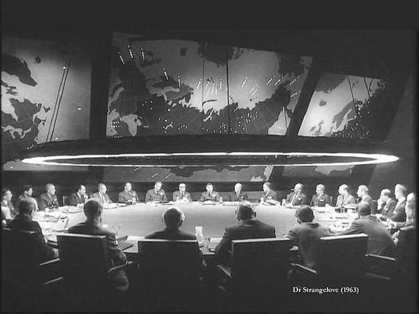 'Dr. Strangelove' at Trinity's Cinestudio