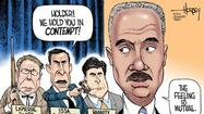 The brouhaha over Attorney General Eric Holder and the contempt of Congress charge brought by U.S. Rep. Darrell Issa is providing new evidence that the lunatics are running the Republican asylum.