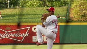 Martinez picks up first Double-A win as Cards take series in Tulsa