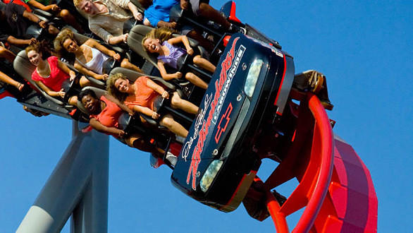 "Carowind's Intimador will be one of 24 contenders in ""Insane Coaster Wars"" on the Travel Channel."