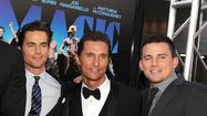 'Magic Mike' premiere at the L.A. Film Festival