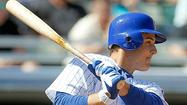 The rebuilding of the Cubs officially begins Tuesday when top prospect Anthony Rizzo makes his long-awaited debut at first base.