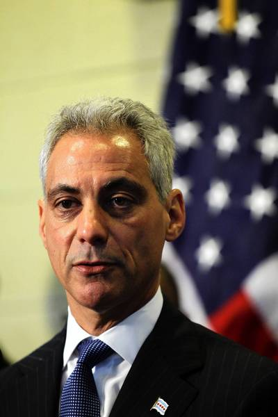 After a federal judge strikes down a portion of Chicago's firearm ordinance, Mayor Rahm Emanuel proposes a rewrite.