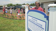 Monday morning's opening of the Humane Education Center on the grounds of the Briggs Animal Adoption Center is being hailed as a big first step in eradicating animal abuse.