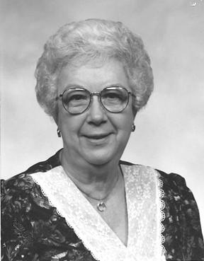 Virginia M. Morgan