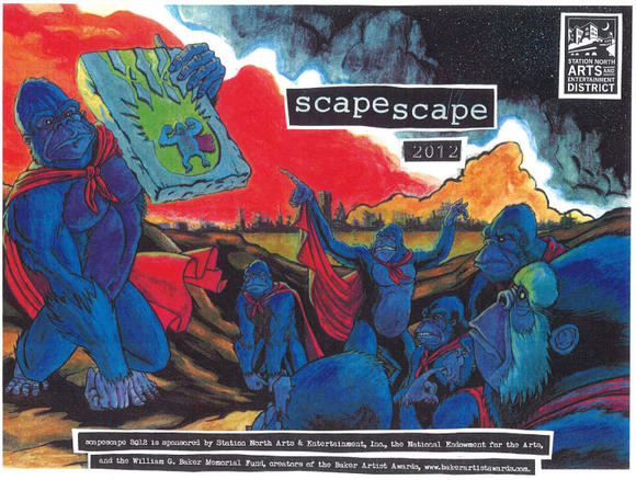 Scapescape announcement