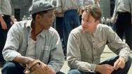 """Andy Dufresne, who crawled through a river of s--- and came out clean on the other side."" - ""The Shawshank Redemption"""