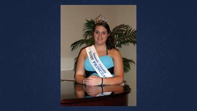 Cheyenne Saumier 2012-13 Somerset County Dairy Princess