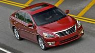The 2013 Nissan Altima