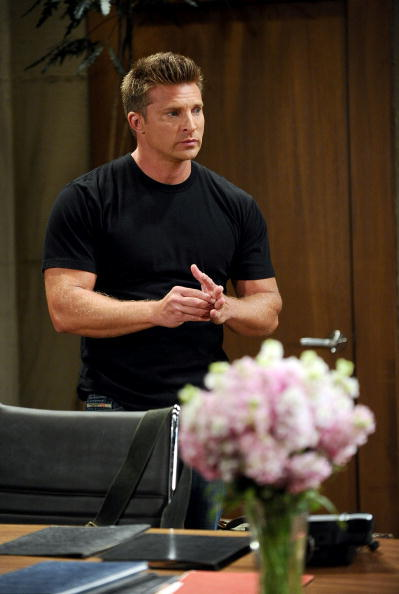 ¿General Hospital¿ actor Steve Burton is 41.