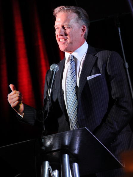 Football player John Elway is 51.