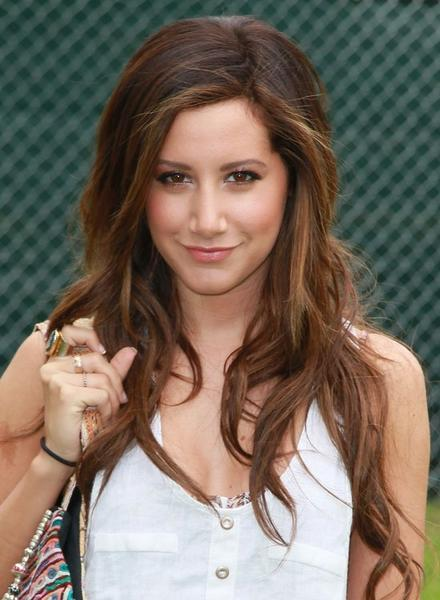 Actress Ashley Tisdale is 26. (1985)
