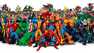 Photos: Marvel character