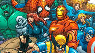 Disney plans to introduce the Avengers, X-Men,  Spider-Man and other Marvel characters in a theme-park setting for the first time since acquiring the comic book company in 2009.
