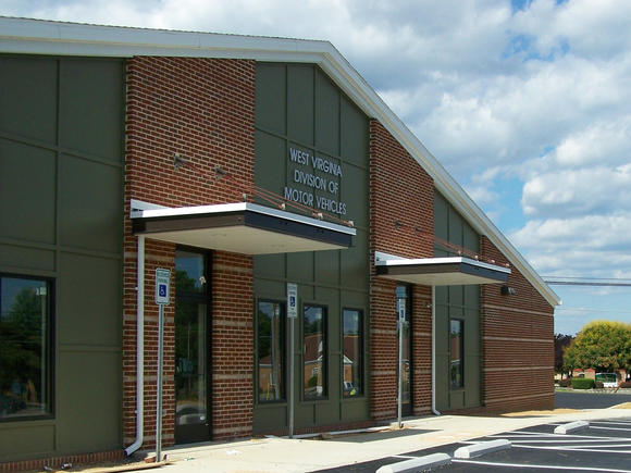 New Martinsburg DMV office