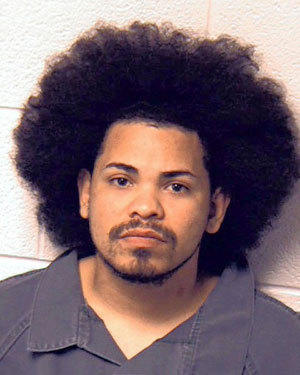 Milton Ramos, 28, of 62 E. Garrison St., Bethlehem, allegedly threatened a neighbor with a gun during a dispute Monday.
