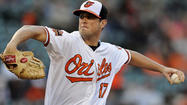 The Orioles have had two consistent starters this season: Jason HammelandWei-Yin Chen.