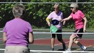 How we work out: Pickleball