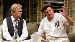Pat Sajak Fussy Enough in 'Odd Couple'