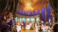 Fantasyland update: Disney reveals Be Our Guest menu