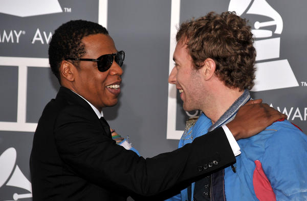 "Through the years, Jay-Z has shown he will collaborate with just about anyone, but this was one of the odder ones. Coldplay doing the hook for ""Homecoming"" with Kanye West made sense, but Jay-Z appearing on a Coldplay song? Weird."