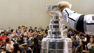 Photo Gallery: Stanley Cup visits Glendale
