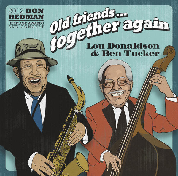 Ben Tucker and Lou Donaldson will perform Saturday at Don Redman concert in Harpers Ferry.