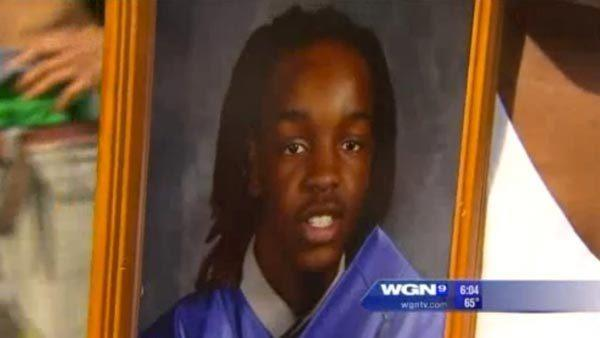 Antonio Davis, 14, was shot to death in Englewood on June 22, 2012.