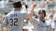 White Sox rout Twins 12-5