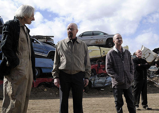 'Breaking Bad' Season 5: Live Free or Die