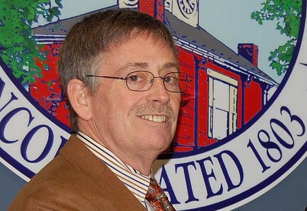 Chambersburg Borough Council President William McLaughlin