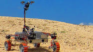 Caltech team wins $4K in rover competition