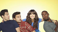 Every person on 'New Girl'