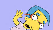 Milhouse, 'The Simpsons'