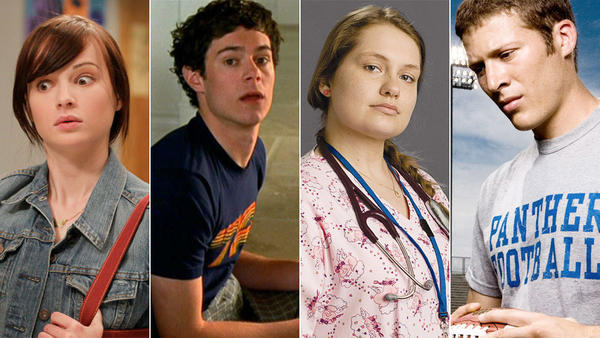 TV's most awkward characters: From 'Gilmore Girls' to, well, 'Awkward.': Thursday, June 28 marks the return of Awkward, last summers most unexpectedly awesome comedy. In celebration, we thought wed round up some of TVs most awkward characters -- because some of these people would make Jenna Hamilton (Ashley Rickards) feel downright graceful.  Make sure to tune in to MTV on Thursday nights this summer at 10:30 p.m. to see how Jenna handles her incredibly uncomfortable love triangle, the dicey situation with her majorly misguided mom, and of course, any number of mortifying traumas to come.  --Carina Adly MacKenzie, Zap2it