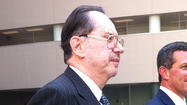 Disgraced collector Barry H. Landau was sentenced Wednesday to seven years in federal prison for stealing thousands of historic documents worth as much as $2.5 million from archives along the East Coast, including one in Baltimore, where the scheme unraveled last summer.