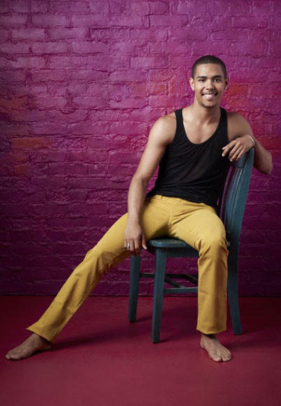 'So You Think You Can Dance': Season 9 top 20 finalists: AGE: 19 George isnt just adorable, hes an amazing contemporary dancer who has been watching the show as long as he can remember. This guy will go far.