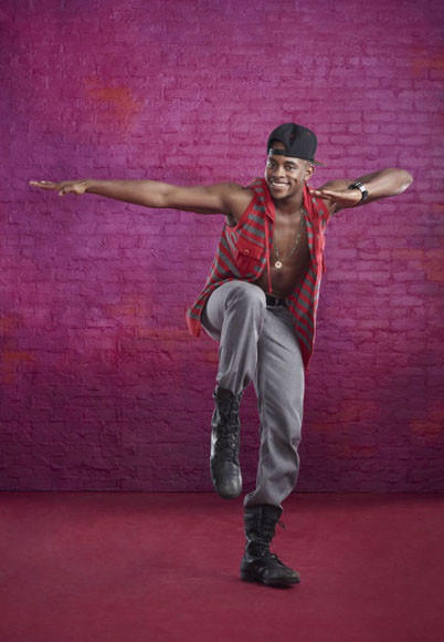 'So You Think You Can Dance': Season 9 top 20 finalists: Brandon Mitchell