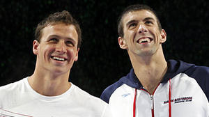 Rivalry between Phelps, Lochte could be affecting their speeds